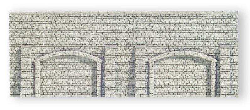 58260 offen Arkadenmauer NOCH