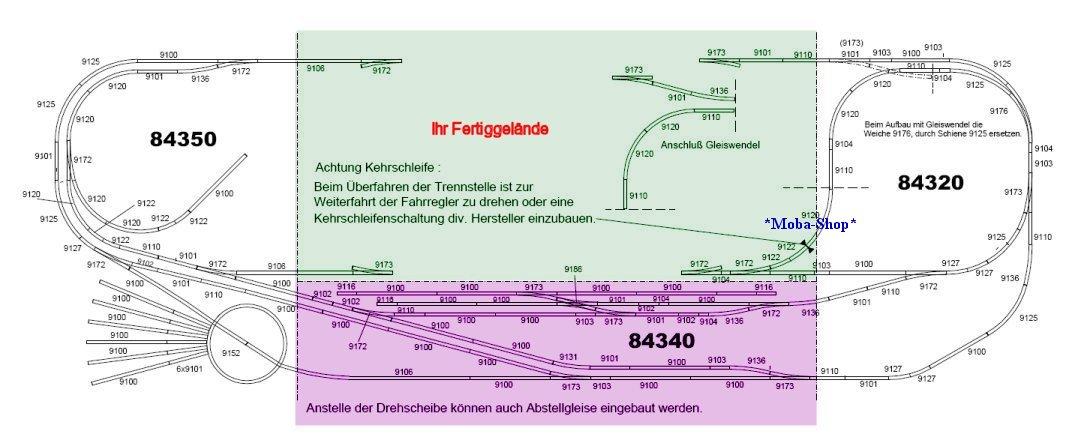 Anbauteil Vorfeld NOCH 84340