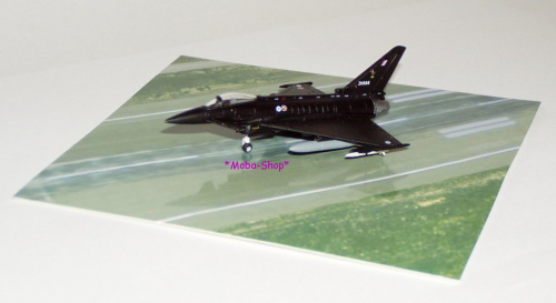 Herpa 552325 RAF DA2 Test aircraft No 43 Sqd Eurofighter EF-2000
